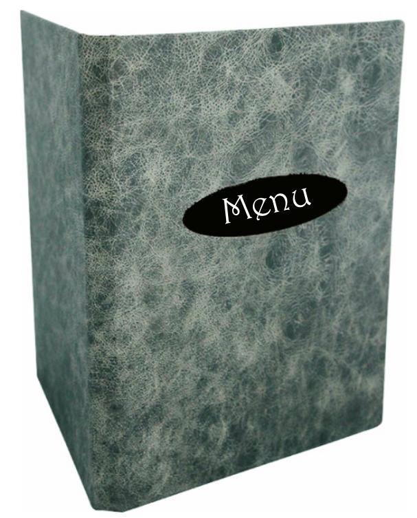 Celokožené jídelní desky